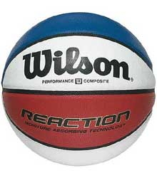 Wilson Reaction Basketball