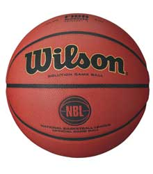 Wilson Official NBL Game Ball