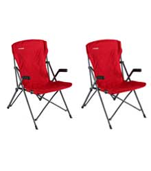 Caribee Chieftain Chair Twin Pack