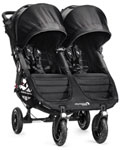 DISCONTINUED Baby Jogger® City Mini GT™ Double - Black