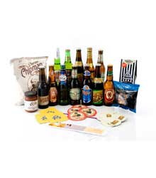 Gourmet Explorer Boutique Beer & Savoury Snacks Hamper